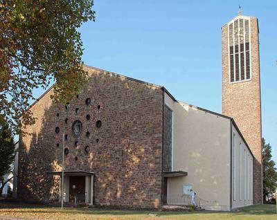 Kirche Hüttersdorf